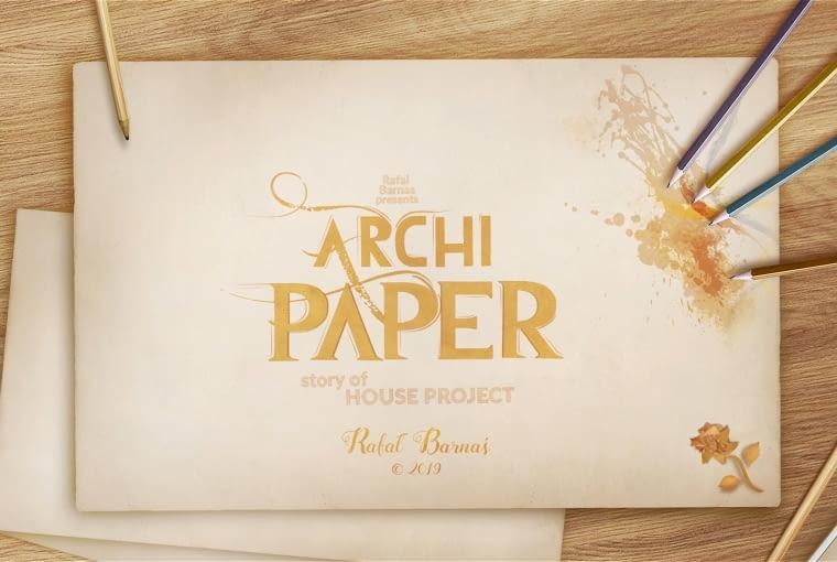 ArchiPaper - kadr z filmu Rafała Barnasia