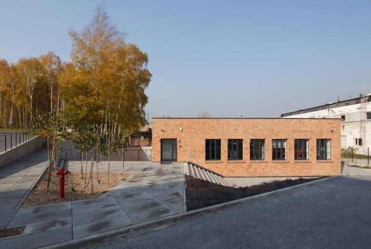 Porcelana Śląska Park 2 - Modernizacja budynku dawnej stajni