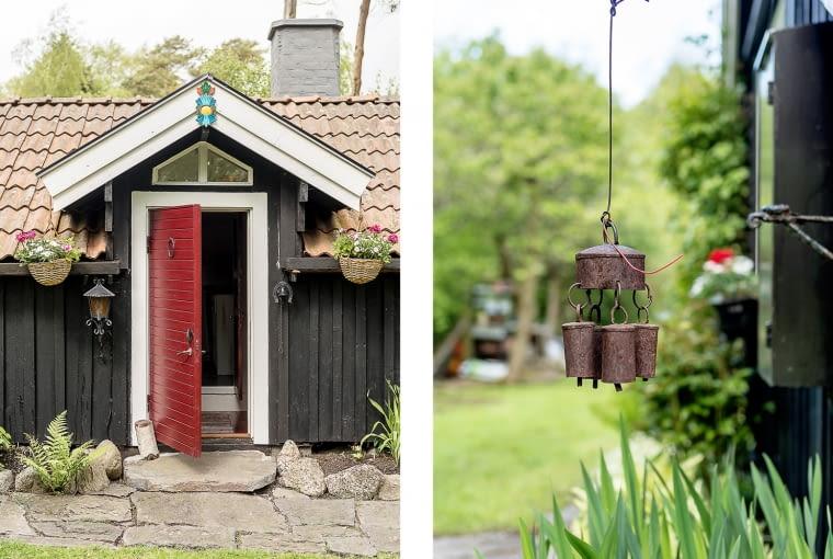 dom na wsi, dom, stary dom, drewniana chata, metamorfoza domu na wsi