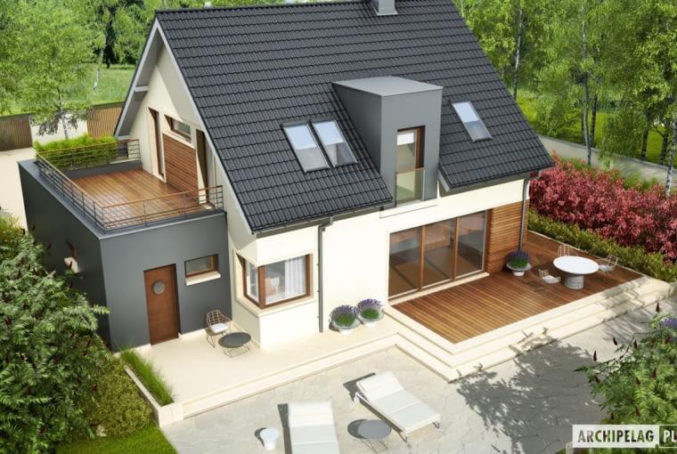 Projekt domu Mati G1