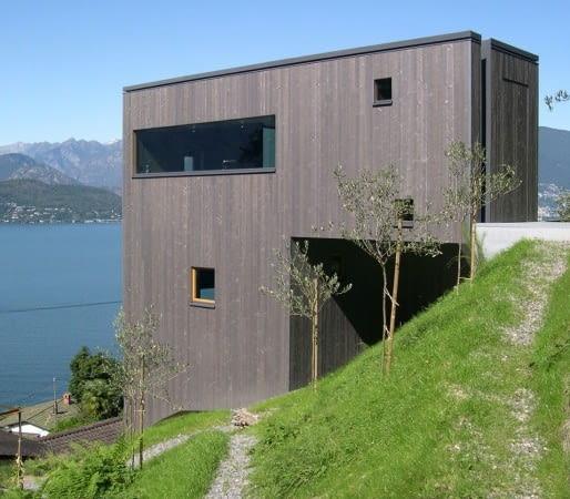 Wespi de Meuron, dom, szwajcaria