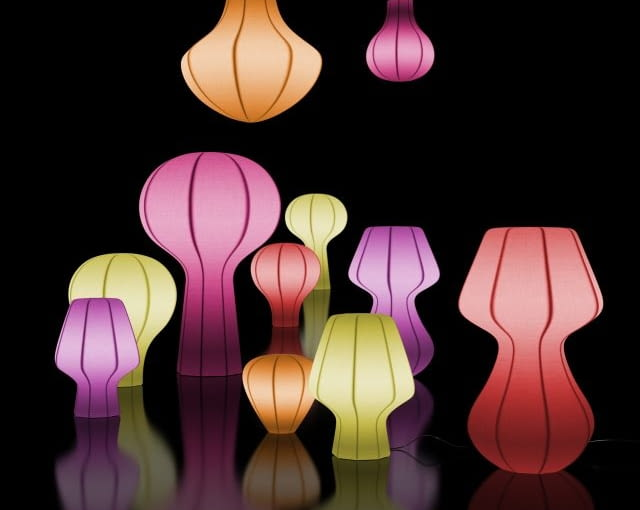 lampy Glow; projekt: Front Design