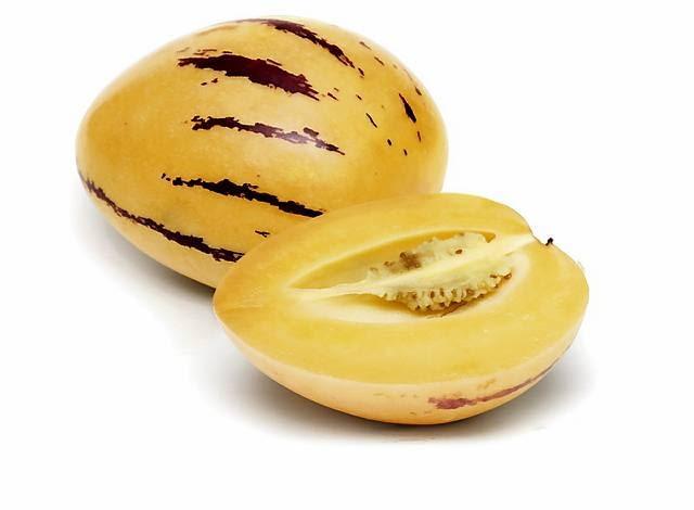 Pepino (Solanum muricatum) - jedna z najstarszych roślin uprawnych na świecie