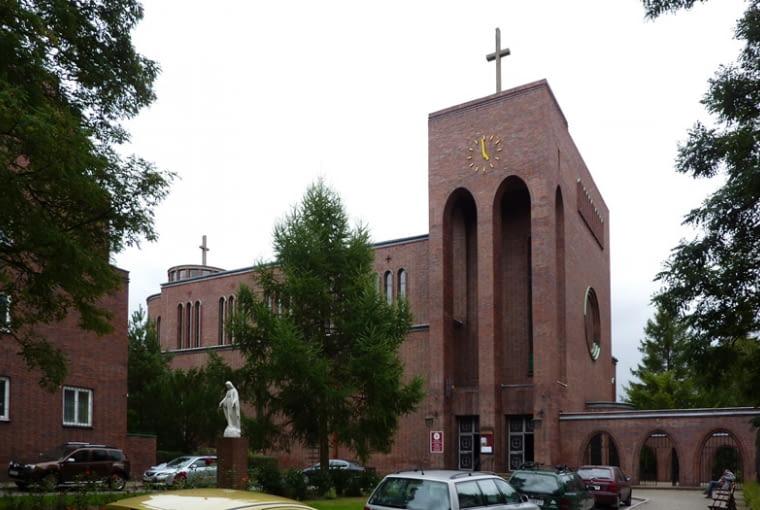 Kościół pw. Świętej Rodziny przy ul.Królowej Korony Polskiej w Szczecinie