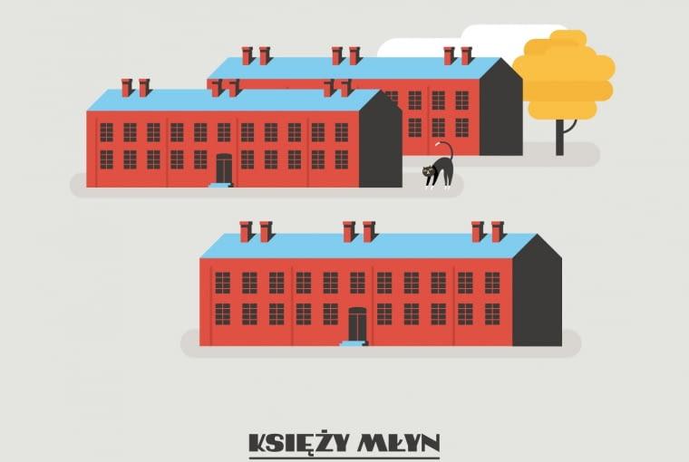 Księży Młyn w Łodzi - kompleks wybudowany przez fabrykanta Karola Scheiblera. Zespół fabryk włókienniczych i obiektów towarzyszących (w tym osiedla mieszkalnego) budowanych na terenie Łodzi od 1824 roku.