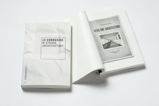 W stronę architektury, Le Corbusier, źródło: www.centrumarchitektury.org
