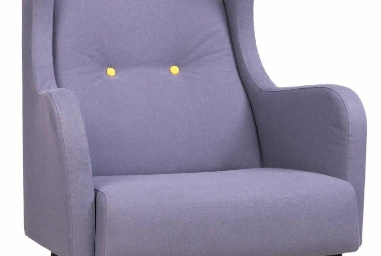 Fotele 1000-2000 zł: fotel Lady Wing, Inne Meble