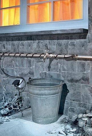 kabel rozgrzewający, technika ogrodowa, ogrzewanie