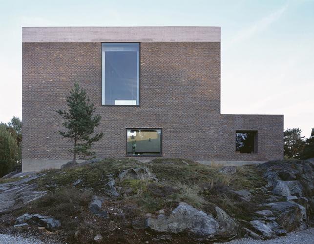 Kościół w Sztokholmie, proj. Johan Celsing arkitektkontor AB