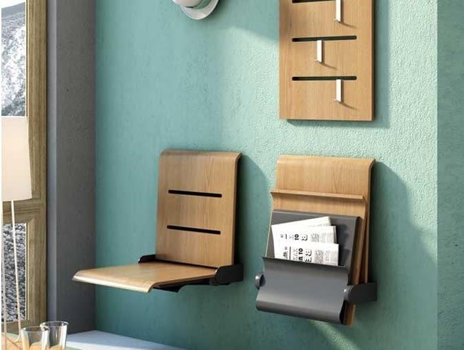 Rozkładane siedzisko do przedpokoju Twist, onemarket.pl, cena: 595 zł