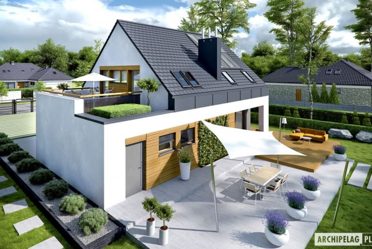 Projekt domu Sam G1
