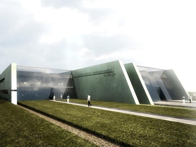 projekt, muzeum, nizio, polska architektura, bitwa warszawska, ossowo