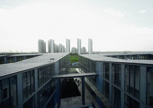 Suzhou Shopping Courtyard - WSP Architectural Design Consulting Co Ltd - Chiny