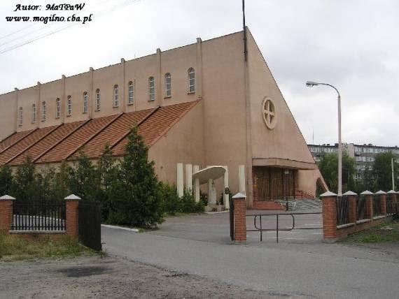Kościół MBNP - Mogilno