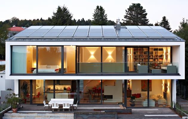 dom jednorodzinny, dom piętrowy