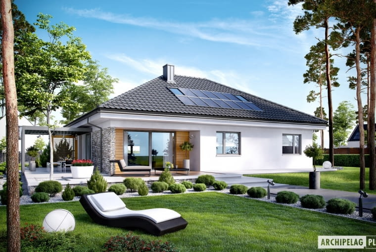 Projekt domu Astrid (mała) G2