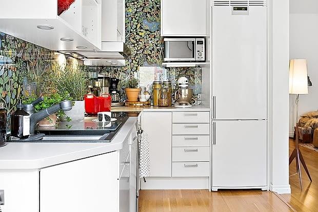 mieszkanie, nowoczesne mieszkanie, mieszkanie w skandynawskim stylu, mieszkanie vintage, duński design, mieszkanie stylu vintage