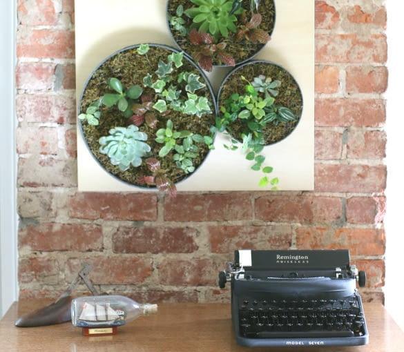 9 Pomysłów Na Zieleń W Domu Z Wykorzystaniem Produktów Z Ikea