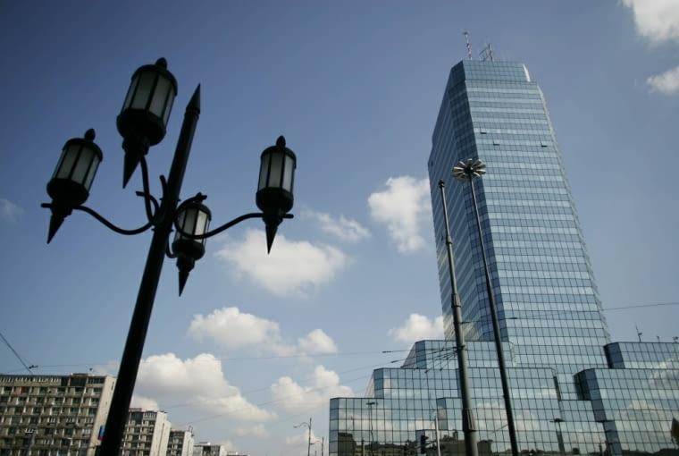 Błękitny Wieżowiec - najdłużej budowany biurowiec w mieście