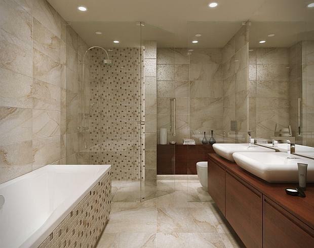 wanna czy prysznic, projektowanie łazienki, płytki ceramiczne