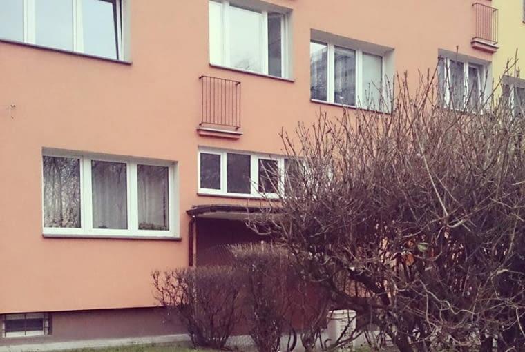 Bezpieczny balkon, Warszawa, ul. Białobrzeska