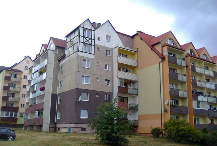 Narośl w stylu pruskim - Gdańsk
