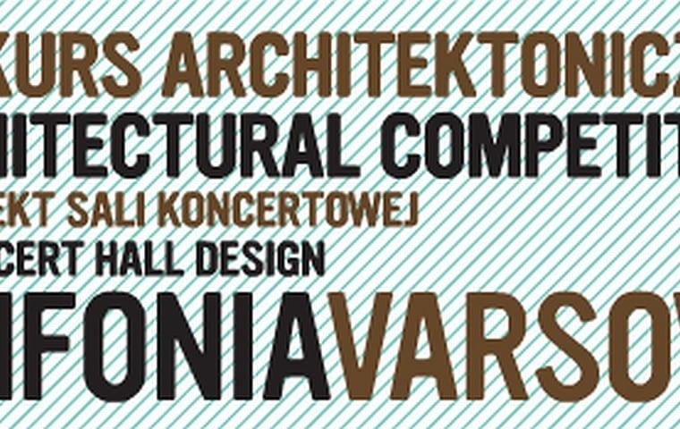 Rozstrzygnięto konkurs architektoniczny na projekt sali koncertowej Sinfonia Varsovia Centrum oraz zagospodarowanie terenu dawnego Instytutu Weterynarii w Warszawie.