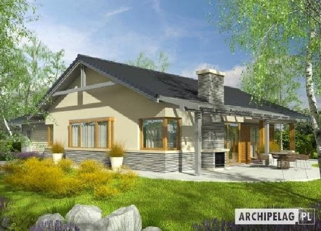 Aby uzyskać pozwolenie na budowę domu, trzeba wykonać adaptację projektu gotowego