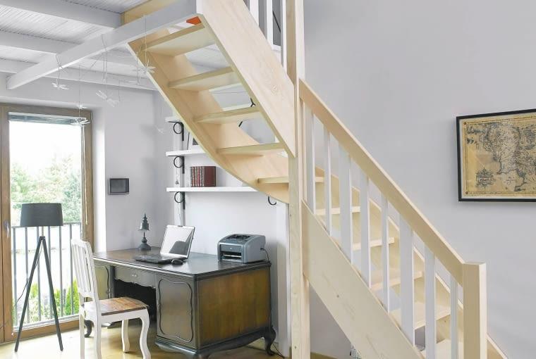 klatka schodowa, aranżacja schodów