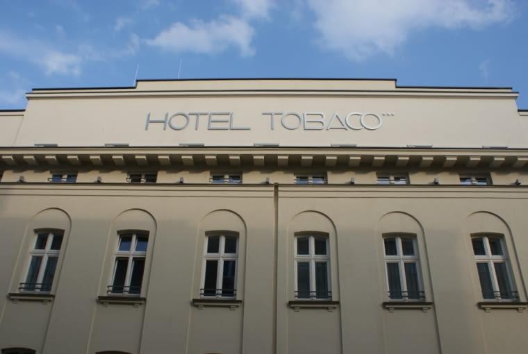 Hotel Tobaco w Łodzi