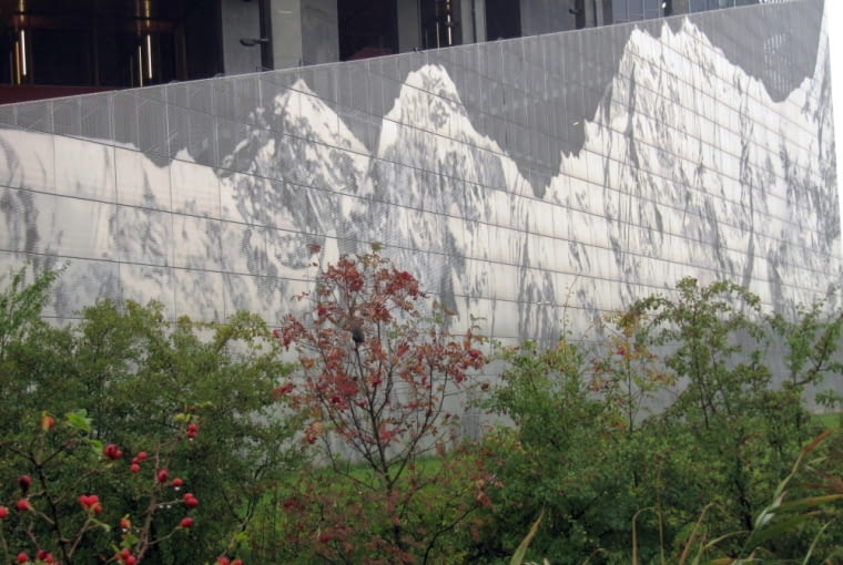 Bjerget - mieszkania na himalajskich szczytach w Kopenhadze