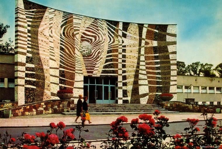 Zakład Przyrodoleczniczy w Kołobrzegu 1967-1968