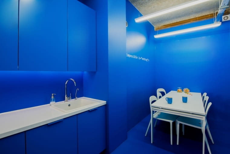 Zaprojektowane przez bro.Kat biuro w Katowicach