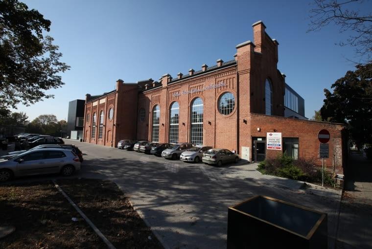 Mazowieckie Centrum Sztuki Współczesnej Elektrownia w Radomiu