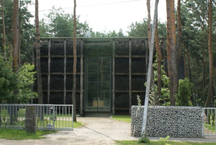 Dom własny architekta Bogdana Kulczyńskiego z tężnia solankową, Józefów