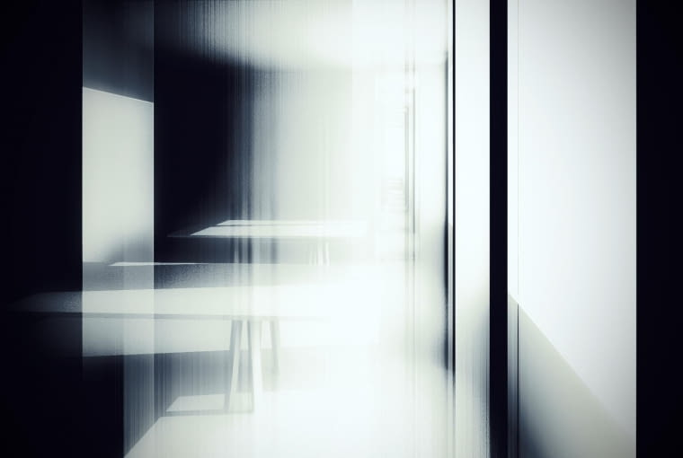 Lights of Non-existing spaces - wystawa Adriana Mani