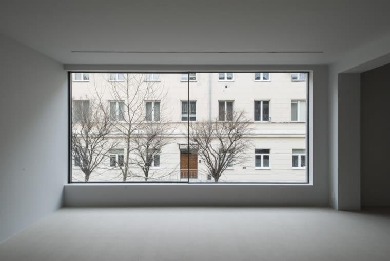 Budynek Fundacji Galerii Foksal w Warszawie