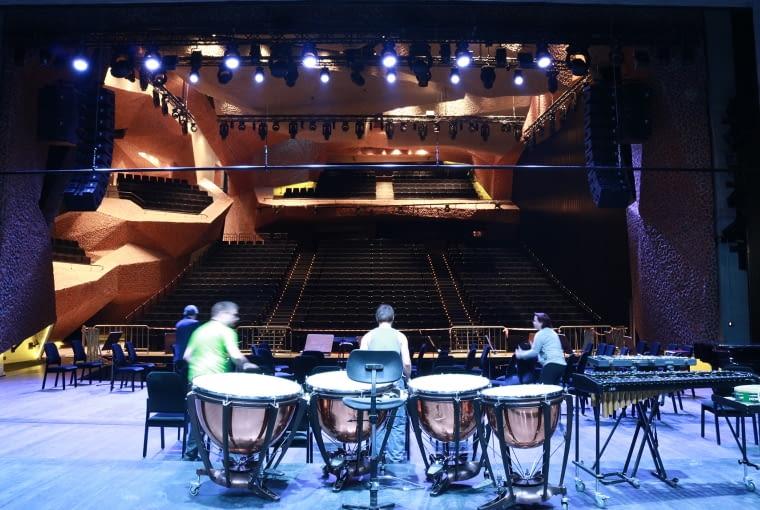 Sala Koncertowa CKK Jordanki w Toruniu