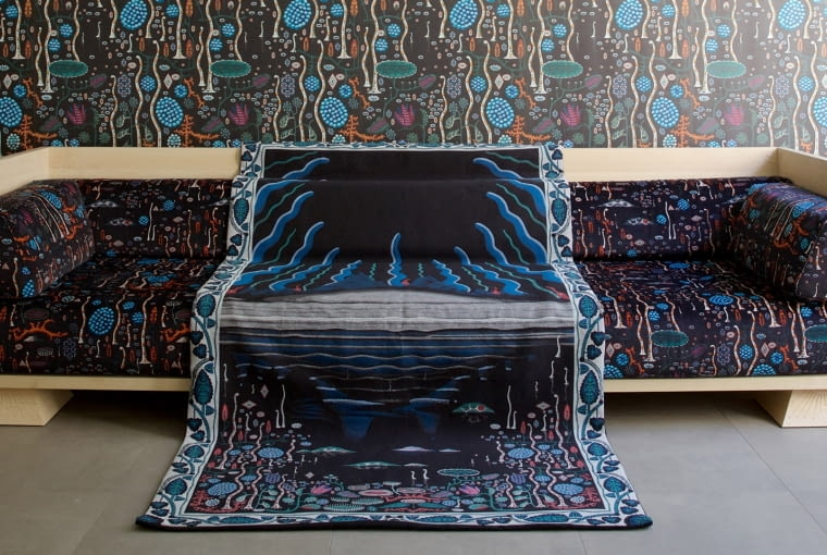 Björk zainspirowała powstanie kolekcji mebli i tkanin