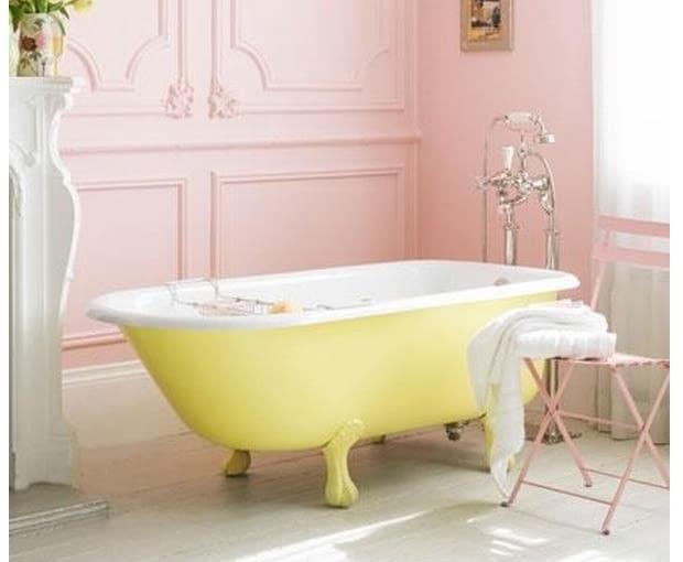 łazienka, łączenie kolorów