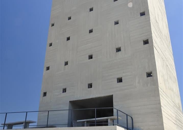 Jednostka Marsylska, proj. Le Corbusier - maszynownia wind
