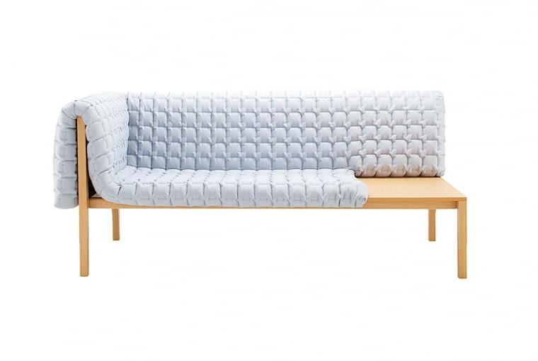 Sofa Ruche, cena uzależniona od rozmiaru i wykończenia