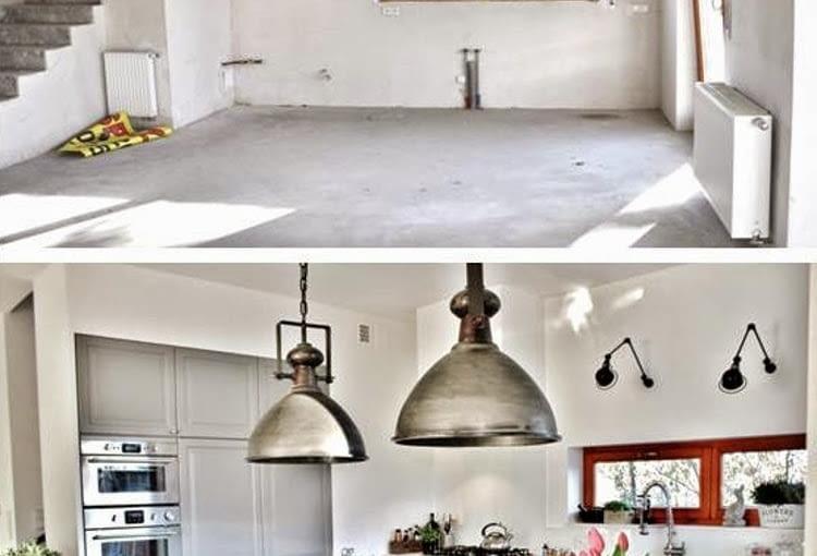 Dom, urządzanie wnętrz, aranżacja wnętrz, kuchnia
