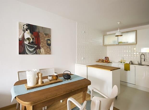 mieszkanie we Wrocławiu, nowoczesne mieszkanie, jak urządzić mieszkanie, małe mieszkanie
