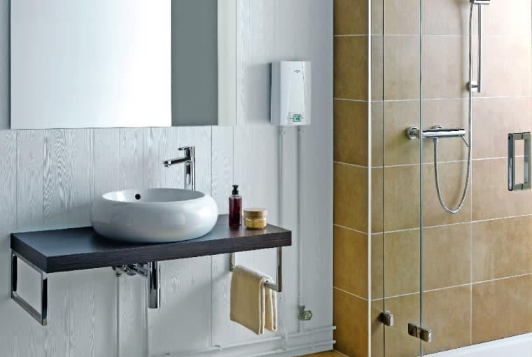 podgrzewacz, bojler, łazienka, prysznic, umywalka