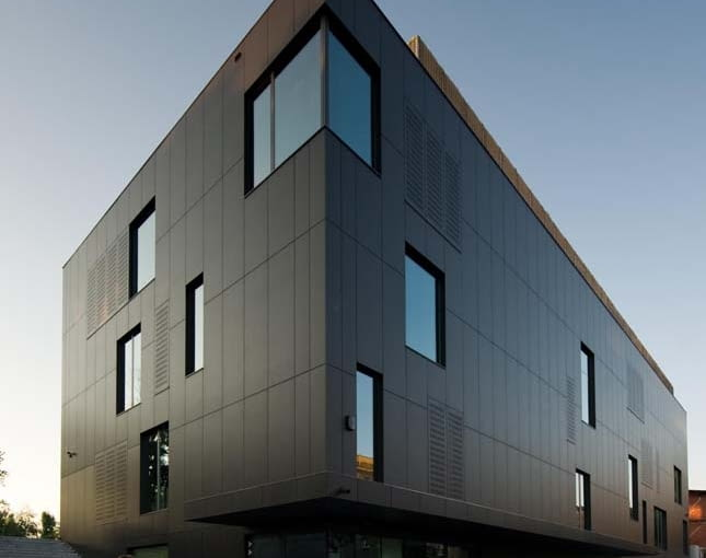 budynek usługowo-biurowy w Gliwicach, medusagroup