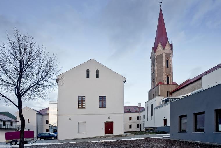 Rekonstrukcja klasztoru Dominikanów, Koszyce