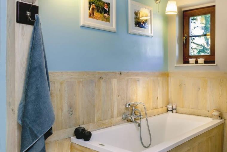 łazienka z wanną, aranżacje łazienki