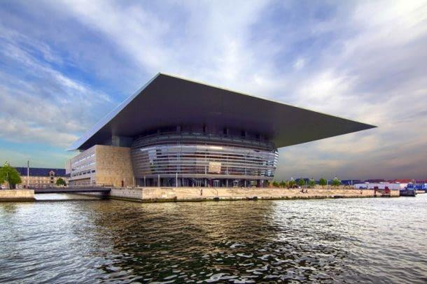 Copenhagen Opera House, proj. Henning Larsen