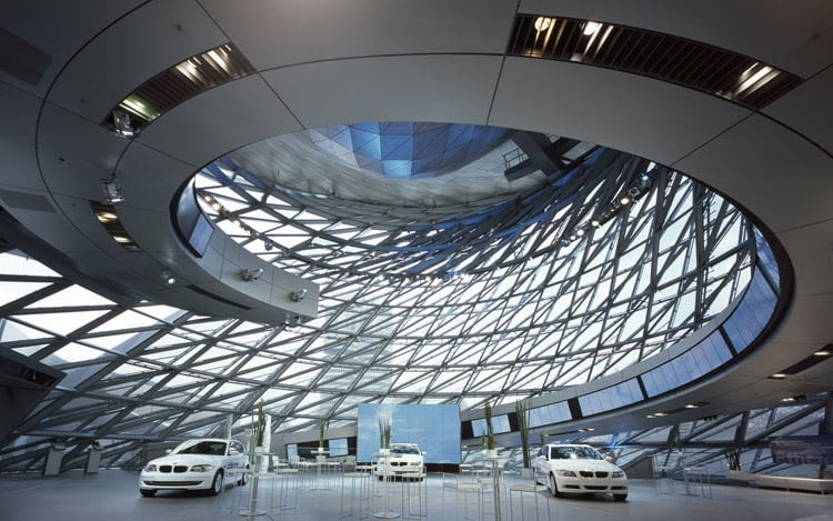 BMW World / BMW Welt